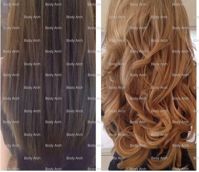 Hair extensions body arch we also have rehab a deeply nourishing hair mask to revive dry hair and a argan oil hair extension shampoo 995 per bottle pmusecretfo Image collections